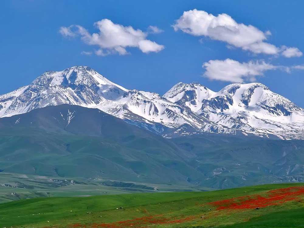 SABALAN mountain view