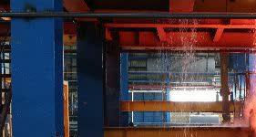 ظرفیت تولید شمش و مقاطع فولادی