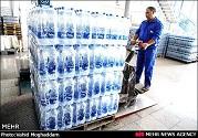 تولید بسته بندی آب معدنی